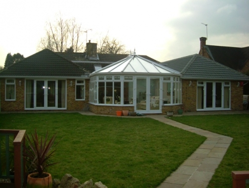 Attic Conversion & Conservatories